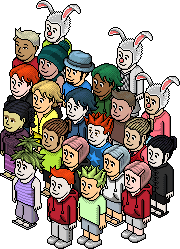 Facebook+habbo