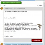 Minimail SOS