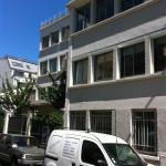 L'immeuble où se trouvait Sulake France