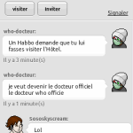 Screen de: Sososkyscream - Docteur Who !