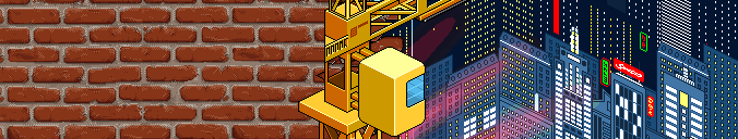 World Habbo Center : la tour des souvenirs Habbo !