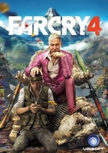 farcry 4 jaquette