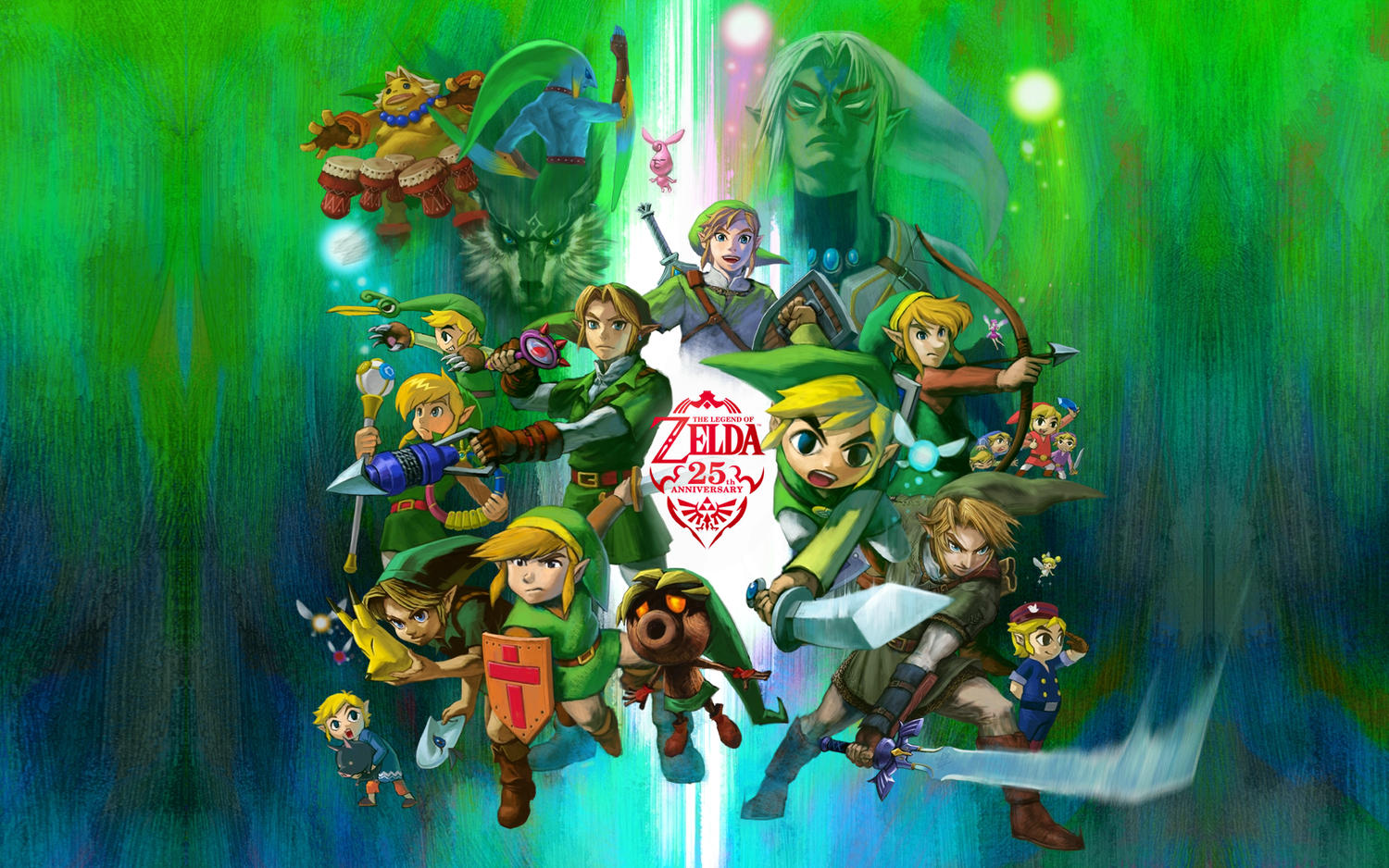 the legend of zelda baby