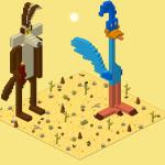 Bip Bip et Coyote