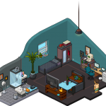 Chambre de Frank