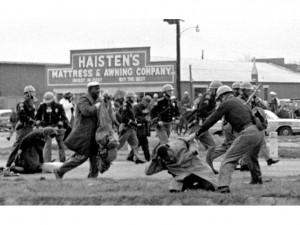 Selma,AL - March 7 1965