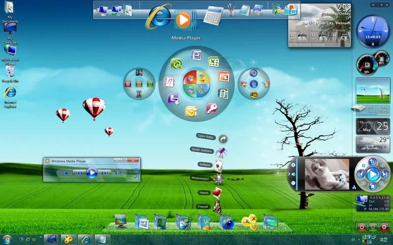 Windows7Widgets