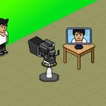 Caméra interactif
