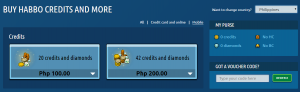 credits Philippines