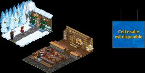Pack Chalet de Noël