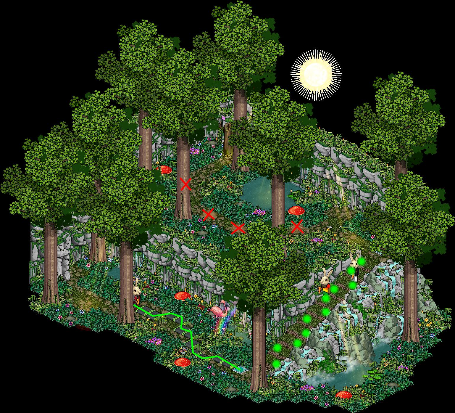 [HGS] P2.2 Au fin fond de la forêt