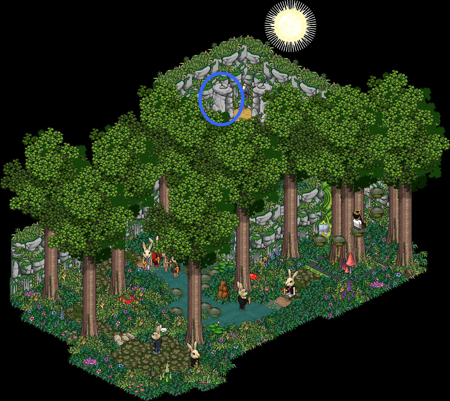 [HGS] P7 Retour en forêt