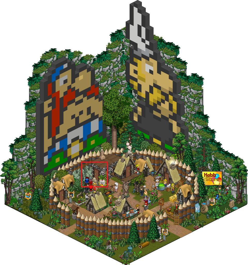 [HS-HU] - Le Village d'Astérix